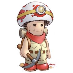 Captain Toad by D-MAC on DeviantArt