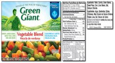 General Mills: Brand Product List Page