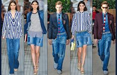 Stylesight_Denim_Runway_SS13_Tommy Hilfiger