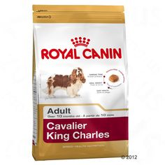 Animalerie  Royal Canin Breed Cavalier King Charles Adult pour chien  2 x 75 kg