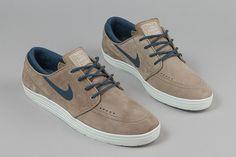 """Nike SB Lunar Stefan Janoski """"Bambo/Squadron Blue"""" - EU Kicks: Sneaker Magazine"""