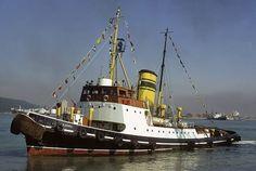 Old Durban tugs