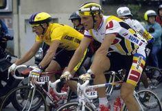 Greg LeMond & Thierry Marie