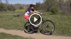 Video: Mountain Bike Skills 101 – Manual Front Wheel Lift | Singletracks Mountain Bike News