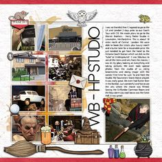 Digital scrapbook layout created with the FREE digital scrapbooking template from Kate Hadfield Designs! Ideas for scrapbook pages, layout by Creative Team member Christa