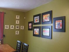Awesome Cute Idea For A Game Room Images