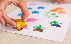 12 técnicas de pintura para crianças - Filhos - iG                                                                                                                                                                                 Mais