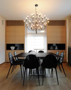The Flos 2097 Chandelier is one of designer Gino Sarfatti's many triumphs in illumination. Decor, Modern Hanging Lights, Hanging Lights Kitchen, Flos, Chandelier In Living Room, Flos 2097, Kitchen Chandelier, Flos 2097 30, Home Decor