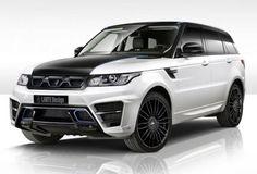 2014 #Range #Rover Sport by Larte Design