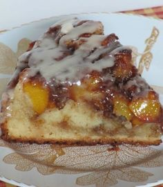 Vanilla Peach Coffee Cake Did you know that the fruit this summer is supposed to be the best it has been in years? Apparently, fruit loves hot weather. I personally have eaten more peaches and cherries Peach Coffee Cakes, Peach Cake, 13 Desserts, Delicious Desserts, Sweet Desserts, Cake Recipes, Dessert Recipes, Dessert Ideas, Breakfast Recipes