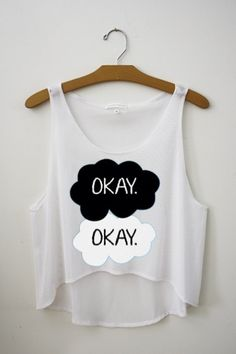 A The Fault in our Stars shirt = I NEED THIS !!!!!!!