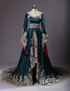 Cryllian princess gown