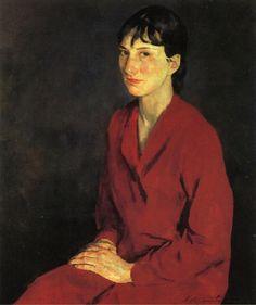 Annette, Charles Webster Hawthorne (1872 - 1930).