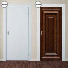 Adesivo Decorativo de Porta - Porta - 316pt - Allodi