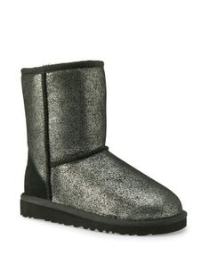 UGG® Australia Girls  K Classic Glitter Boots - Sizes Want these! 5c5b9c90524