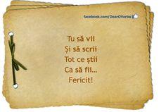 să vii, să scrii, să fii Romanian Language, Montessori, Printables, Education, Learning, School, Reading, Print Templates, Studying