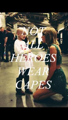 And not all angels have wings and halo's