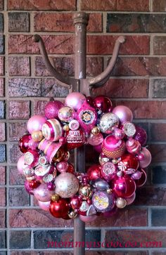 christmas ornament wreath from mommy is coocoo (46)