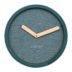 Zegar ścienny Calm - NeXtime - Fabryka Form