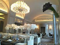 Review: Le George restaurant at Four Seasons Paris