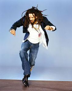 ....(once a tap dancer, always) a tap dancer.  Savion glover @Michael Aram
