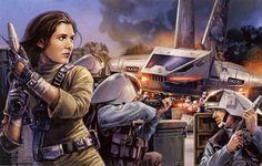 princess leia jedi knight | Leia Organa Solo - Wookieepedia, the Star Wars Wiki