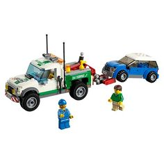 LEGO® City Great Vehicles Pickup Tow Truck 60081 : Target