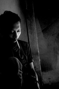 me & smoke #photography #myself