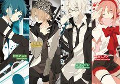 Mikagura Gakuen Queens, Manga Cute, Cultura Pop, Vocaloid, Manhwa, Character Design, Kawaii, Fan Art, School