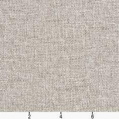 A790 Light Grey Modern Woven Tweed Upholstery Fabric By The Yard