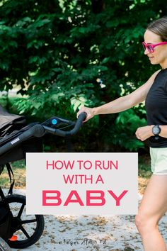 Running, whether solo or with a stroller, is great for my mental health, especially now that I'm able to run again postpartum. Plus, it really is so efficient to get a workout in and get us both some time outside by taking him in the stroller so it's worth sorting through all the logistics. I'm sharing my tips for how to run with a baby because as you can imagine or already know, running with a baby and a stroller is very different. Amrap Workout, Treadmill Workouts, Running Workouts, Running Tips, Weight Lifting Tips, Weight Training For Runners, Crossfit Gear, Crossfit At Home, Marathon Tips
