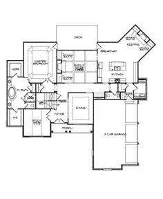 1000 images about fabulous floorplans on pinterest for House plans with keeping rooms