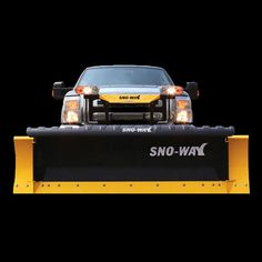 Sno-Way 29R Series:Fits HD 3/4 Ton Like our MegaBlade™ Revolution™ Plow, the 29R Series is designed to move more snow. Only this plow is designed to team up with a 3/4 ton truck. The 29R uses the 29HD series commercial plow platform and has all the desirable characteristics of an extreme-duty plow: high-strength steel moldboard, A-frame construction, fast and responsive hydraulics and optimized blade geometry for exceptional snow-rolling performance.