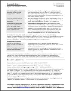 sample cfo resume page 1 resume examples pinterest resume