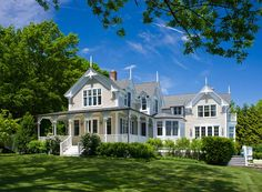 Beautiful victorian home in Jamestown, RI.