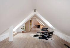 Dachgeschossausbau Vordergebäude (von arcs architekten)