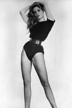 Brigitte Bardot - HarpersBAZAAR.com
