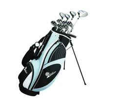 Fitted with graphite shafts. This golf club set includes 2 hybrids – a and These clubs replace the longer irons in your bag – typically they were the hardest to hit – and instead give you clubs you'll look forward to hitting. Ladies Golf Clubs, Best Golf Clubs, Golf Outlet, Left Handed Golf Clubs, Golf Gadgets, Golf Card Game, Dubai Golf, Crazy Golf, Golf Club Sets