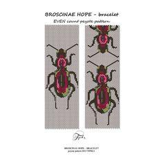 https://www.etsy.com/listing/235039193/peyote-pattern-broscinae-beetle-bracelet?ref=shop_home_active_17