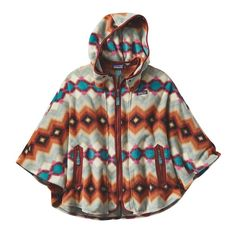 Patagonia Women's Lightweight Synchilla® Fleece Poncho