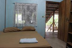 curu cabin room lookingout   - Costa Rica