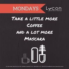 Happy Monday LYCON lovers Xx  ☕️    #beauty #wax #hairremoval #beautycare #skincare #skin #waxingqueen #therapist #beautician #esthetician #lycon #lyconcosmetics #lyconcosmeticsaus