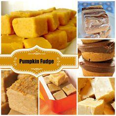 13 Must-Try Pumpkin Fudge Recipes