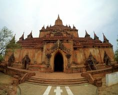 Geemiz has compiled the top 10 must visit temples and pagodas in Bagan, Myanmar. Bagan, Temples, Barcelona Cathedral, Travel, Viajes, Destinations, Traveling, Trips