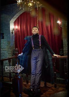 #KongChuiNan   CheeseFashion