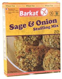 Barkat Sage Stuffing Mix dairy free, gluten free, wheat free 250g