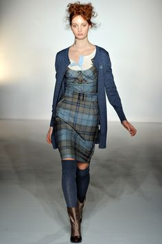 Vivienne Westwood Red Label Fall 2012 Ready-to-Wear Collection Slideshow on Style.com