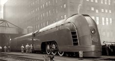 Streamliner :: New York Central System :: Trains