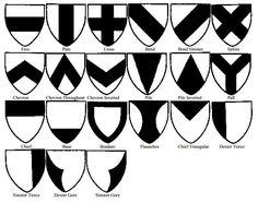 Heraldry DIY Packet