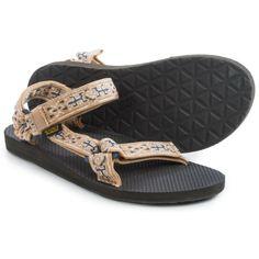 Teva Original Universal Sport Sandals (For Men) in Old Lizard Tan